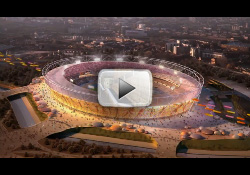 London Olympics 2012 Sponsor ad for Cisco